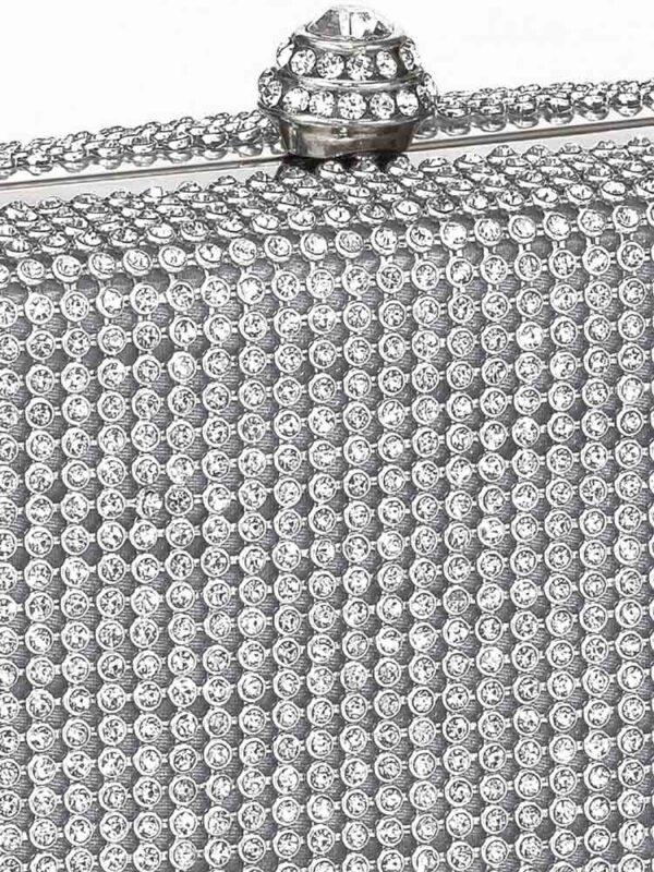 Håndtaske med smukke similisten. fås hos Dahl Copenhagen