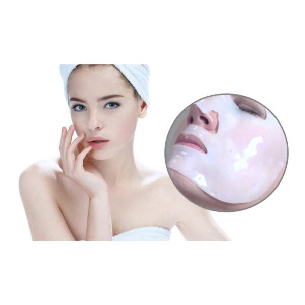 Fugtighedsgivende Ansigtsmaske fås hos Dahl Copenhagen