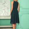 Groen kjole 2